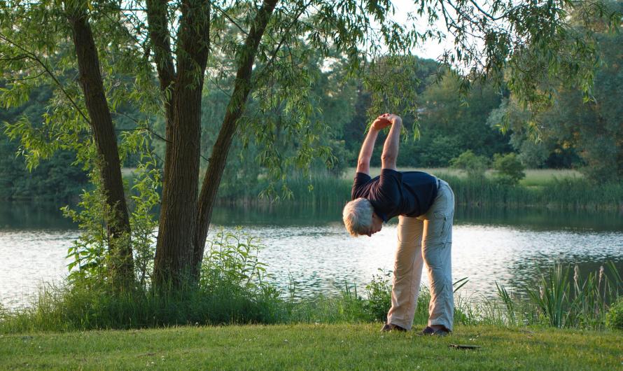 Glücklich alt werden durch aktive Lebensgestaltung